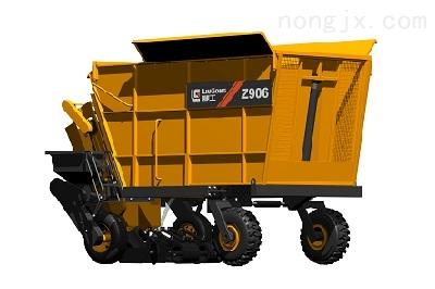 Z906 預切式甘蔗種植機