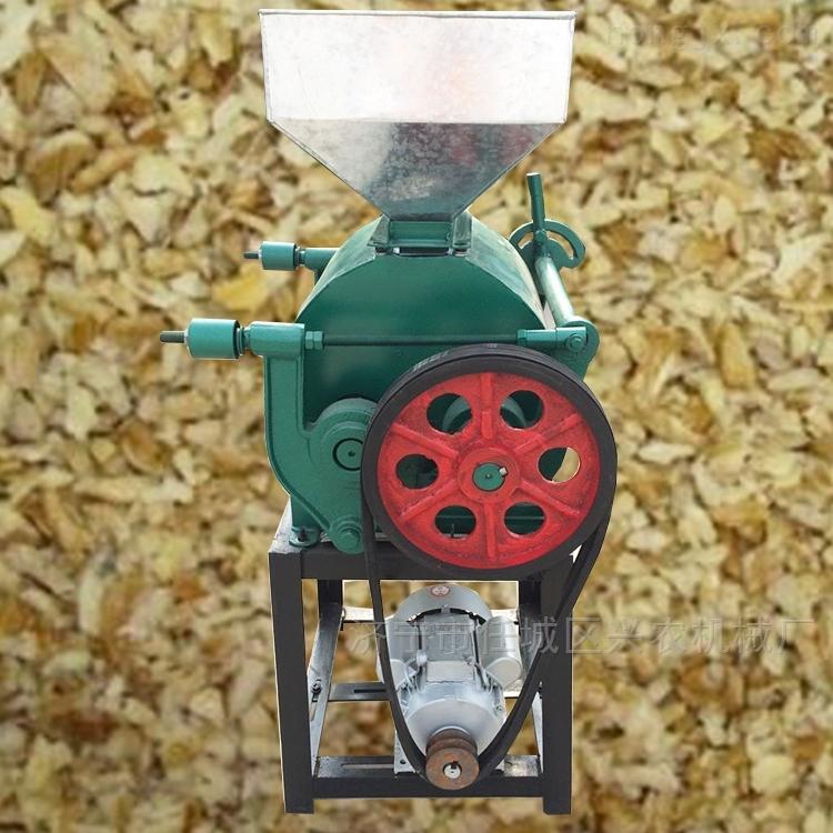 花生高粱黄豆挤扁机价格