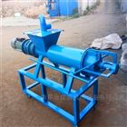 JX-GSFL猪粪固液分离机 猪粪干湿挤水机厂家