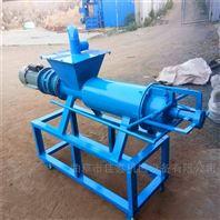 猪粪固液分离机 猪粪干湿挤水机厂家