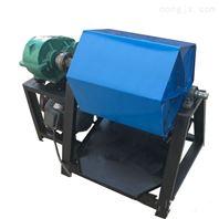 六角桶滚筒除锈机 电动滚筒抛光机视频