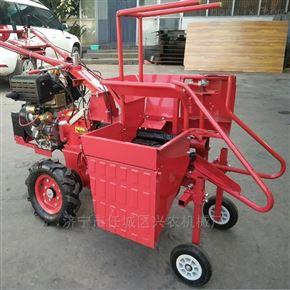 qfxnjx-shj小型玉米秸秆收割粉碎机