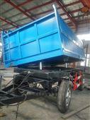 5-10吨侧卸挂车