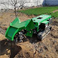 开沟施肥公用履带旋耕机 园林起垄开沟机