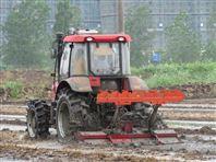 一马牌4.9米水稻田整平专用不锈钢平田器