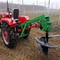 奔康直径大型·加强植树挖坑机