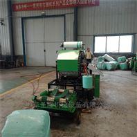 玉米秸稈青貯打包機 新型秸稈打捆機廠家