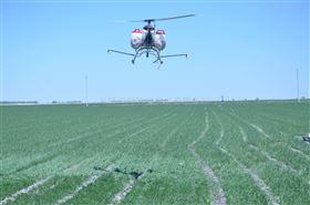 水星一號農業無人機打藥