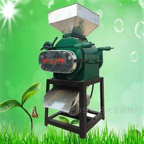 xnjx-02小型电动玉米高粱花生破瓣机