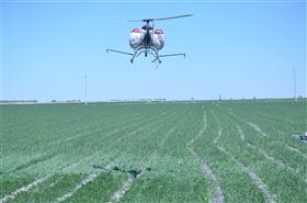 生态农业喷洒植保无人机