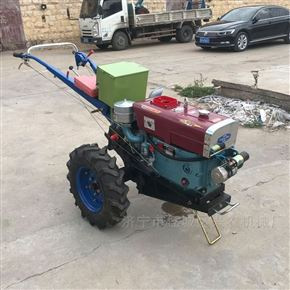 rxjx-xgj防滑轮手扶水田耕种机