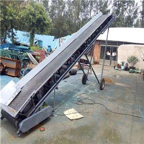 平面带移动式输送机 污泥用升降皮带机