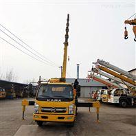 汽車起重機生產廠家 12噸吊車價格