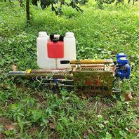 果园喷药施肥弥雾机 高扬程喷药汽油烟雾机