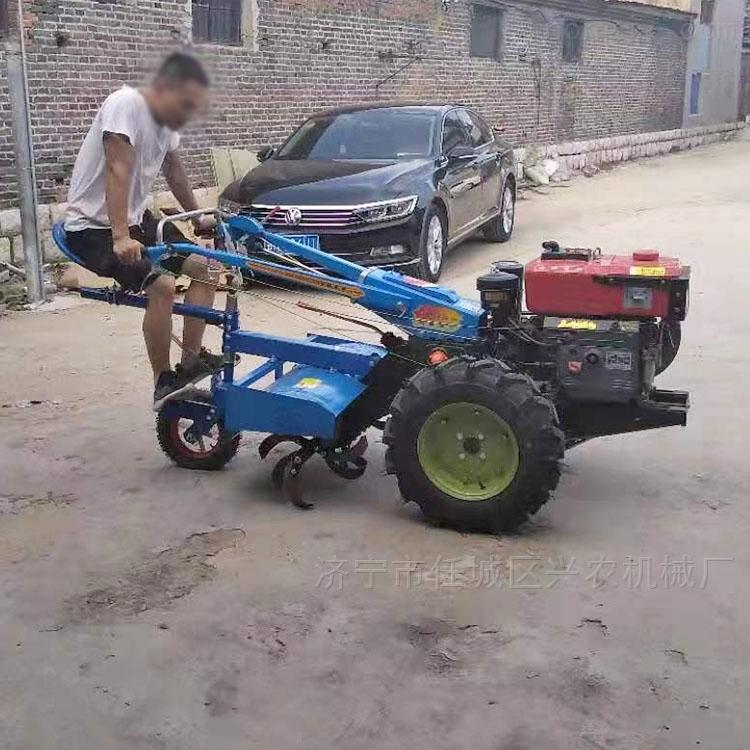 xnjx-10-两轮多功能拖拉机 小型开沟手扶旋耕机