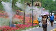 旅游景区人工造雾设备