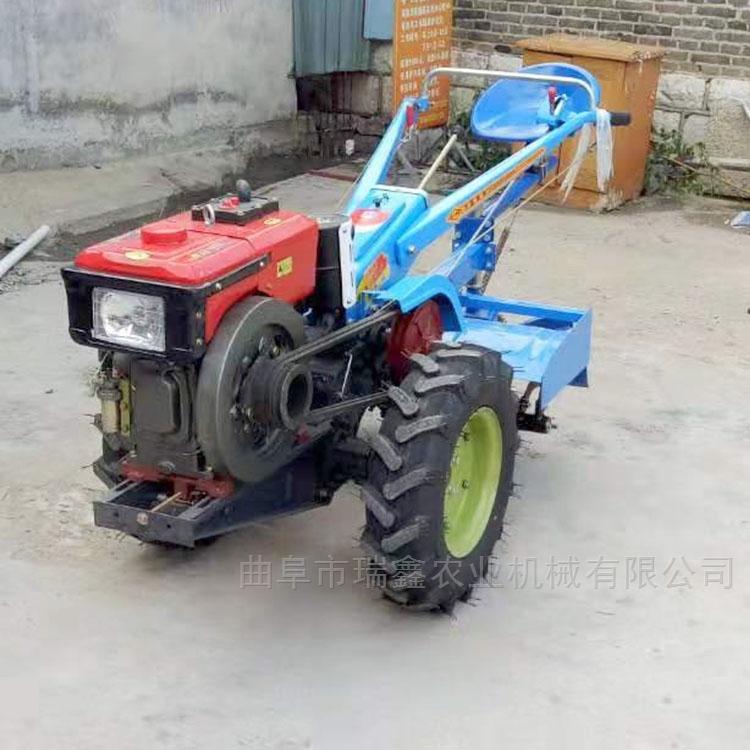 手扶式土壤耕整机械