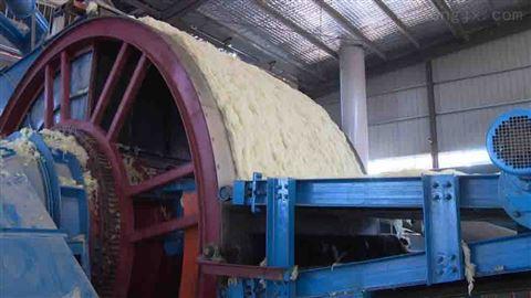 古式集棉机