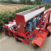 小颗粒草籽播种机价格 拖拉机带油菜精播机