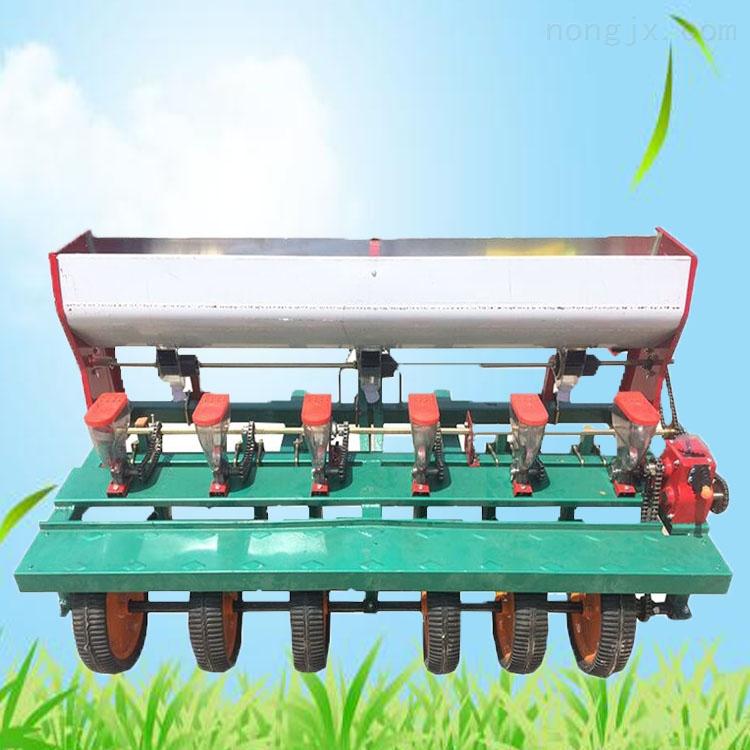 贵州韭菜菠菜播种机 洋葱白菜精播机