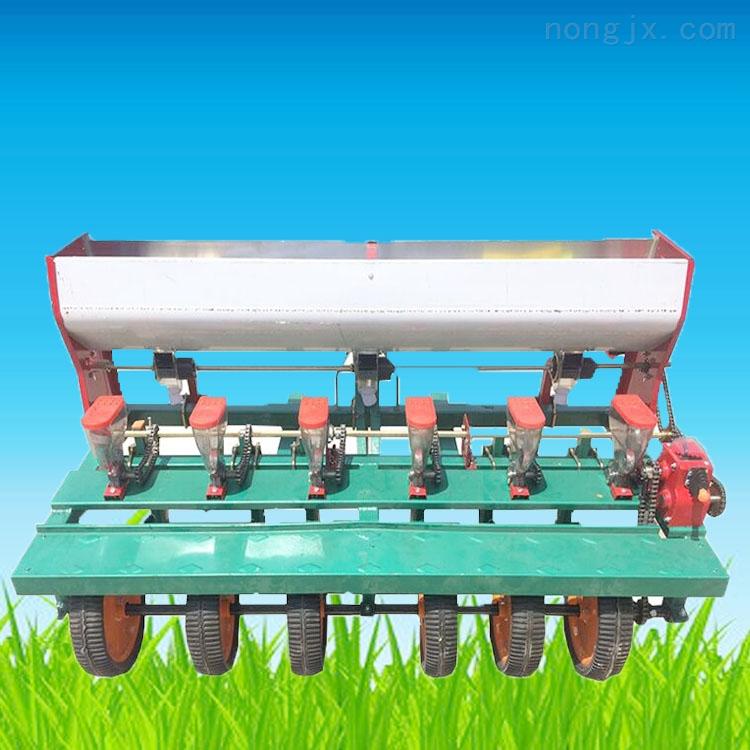 新疆藜麦苜蓿小颗粒播种机