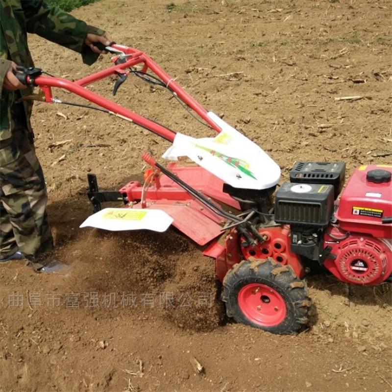 农用手扶除草旋耕机小型开沟松土机