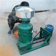 SL NMJ-200小型谷子水稻脱皮碾米机