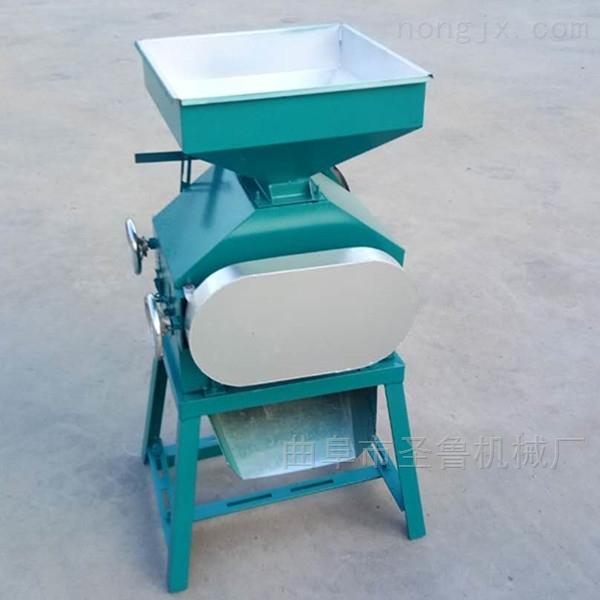 大豆专用挤扁机