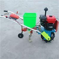 汽油自走式施肥播種機