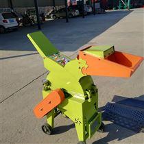 畜牧养殖饲料粉碎机 生产小型羊草揉丝机