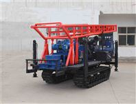 BK-多功能全动履带钻井机