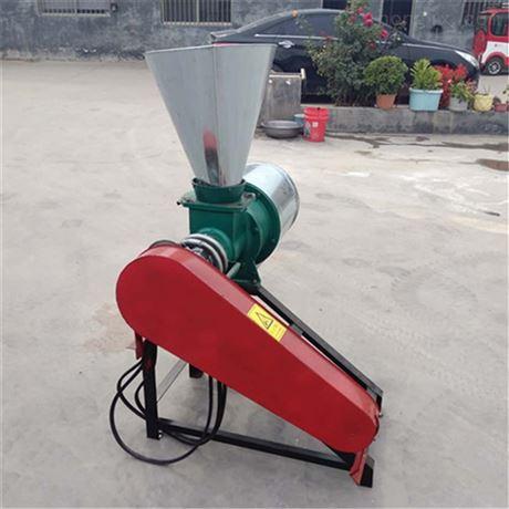 立式高粱面粉机 小型去皮粮食磨面机