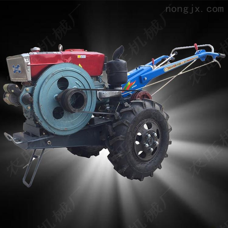 101型号的手扶拖拉机 手扶悬挂式旋耕机 厂家直销小型起垄机