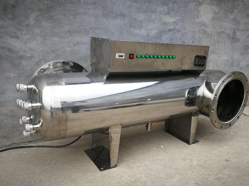 自来水或地表水紫外线消毒器 不锈钢杀菌器