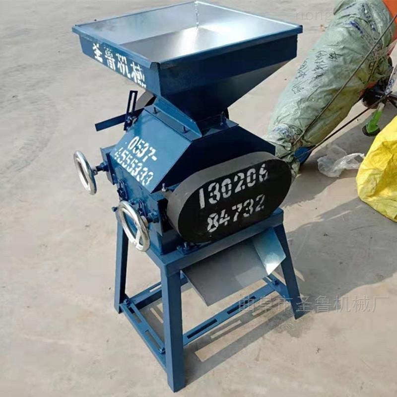 小型大豆挤扁机