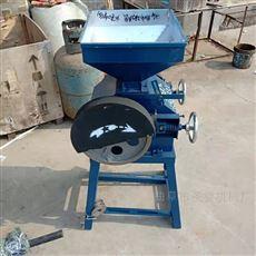 SL JBJ酒厂小麦挤扁机小型小麦制扁机