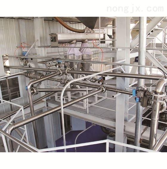 红薯淀粉加工生产线
