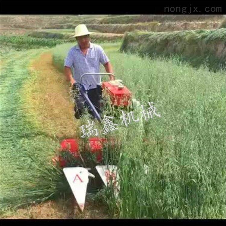 汽油動力果園牧草收割機