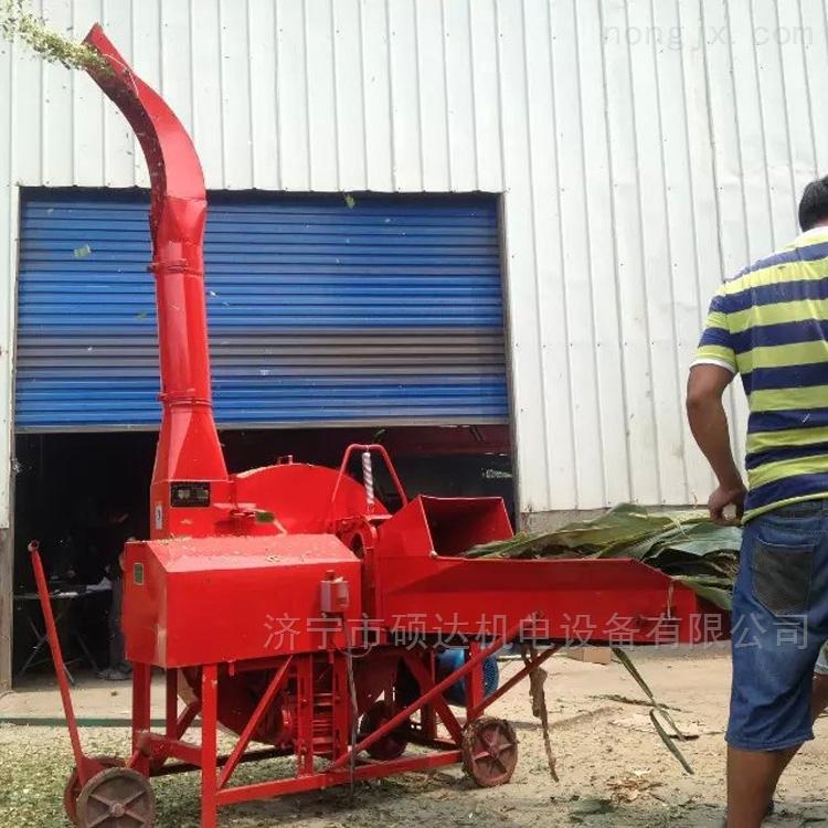 大型鍘草粉碎機  時產2.5-30噸高效節能