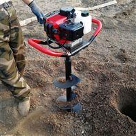 多功能大功率四冲程地钻 植树挖坑机