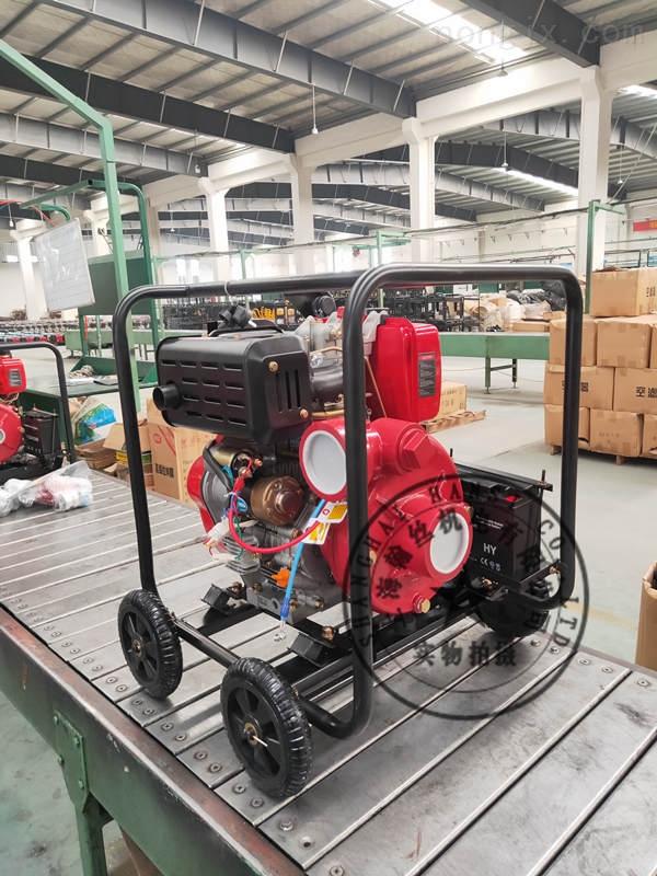 柴油机3寸小型抽水机