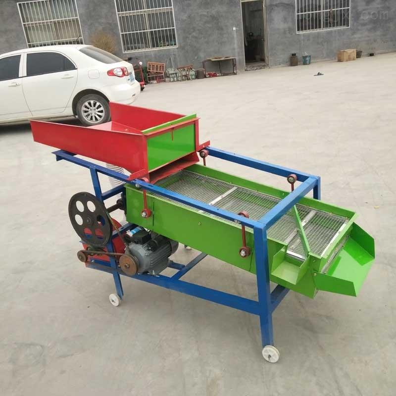 全自动小麦玉米清选机 优质耐用芝麻筛选机