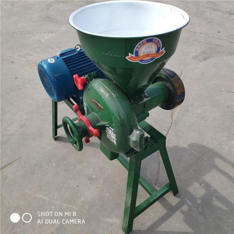 FQJX-125-3KW单相电五谷杂粮磨面机 豆类磨糊机