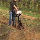 FX-WKJ便携式植树打坑机 推车独轮挖坑机批发