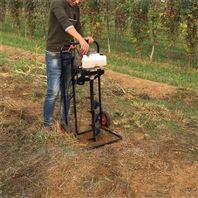 车载后置植树打坑机 斜坡便携式挖坑机
