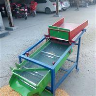 多功能直线振动清选机 油菜籽振动筛选机