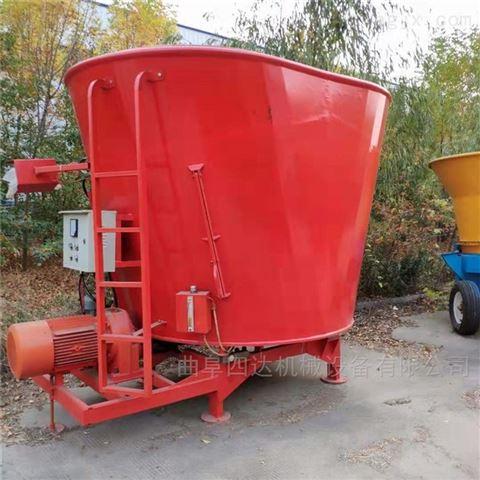 供应牛场羊场全混合日粮搅拌机 TMR混料机