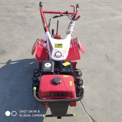 柴油小型微耕机 汽油旋耕除草机 手扶旋耕机
