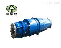 天津QK型高扬程卧式矿用潜水离心泵