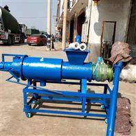 粪便处理机配套 沥水干湿分离机 环保粪便机